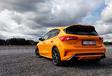 Ford Focus ST: orange sanguine #3