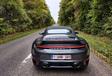 Porsche 911 Turbo S Cabriolet : comme un tourbillon #16