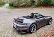 Porsche 911 Turbo S Cabriolet : comme un tourbillon #3