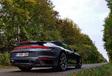 Porsche 911 Turbo S Cabriolet : comme un tourbillon #15