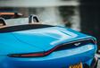 Aston Martin Vantage Roadster : L'empire des sens #17