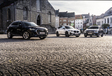 Vergelijkende test AUDI Q3 35 TFSI // BMW X1 SDRIVE18i // MERCEDES GLA 200 (2021) #1