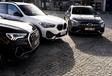 Vergelijkende test AUDI Q3 35 TFSI // BMW X1 SDRIVE18i // MERCEDES GLA 200 (2021) #2