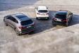 Vergelijkende test AUDI Q3 35 TFSI // BMW X1 SDRIVE18i // MERCEDES GLA 200 (2021) #9