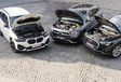 Vergelijkende test AUDI Q3 35 TFSI // BMW X1 SDRIVE18i // MERCEDES GLA 200 (2021) #19