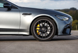 Maserati Quattroporte vs Mercedes-AMG GT 4 portes #18