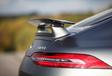 Maserati Quattroporte vs Mercedes-AMG GT 4 portes #19