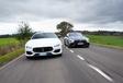Maserati Quattroporte vs Mercedes-AMG GT 4 portes #2