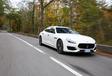 Maserati Quattroporte vs Mercedes-AMG GT 4 portes #20
