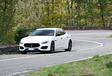 Maserati Quattroporte vs Mercedes-AMG GT 4 portes #21