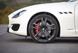 Maserati Quattroporte vs Mercedes-AMG GT 4 portes #24