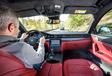 Maserati Quattroporte vs Mercedes-AMG GT 4 portes #25