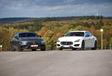 Maserati Quattroporte vs Mercedes-AMG GT 4 portes #4
