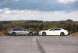 Maserati Quattroporte vs Mercedes-AMG GT 4 portes #5