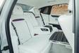 Rolls-Royce Ghost: Haute couture op wielen #16