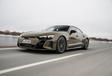 Audi e-Tron GT : cousine  jumelle #1