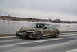 Audi e-Tron GT : cousine  jumelle #3