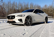 Volvo S60 Recharge Polestar Engineered : sportive rechargeable #2