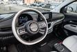 Fiat 500 e Cabriolet : Séductrice dans l'âme #12