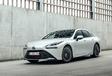 Toyota Mirai 2021 : À force d'y croire #1