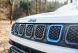 Jeep Compass 4xe 240 : Un Américain à... Melfi #22