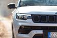 Jeep Compass 4xe 240 : Un Américain à... Melfi #23