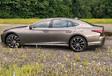 2021 facelift Lexus LS 500h Hybrid
