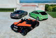 Ford Focus RS, KTM X-Bow & Nissan GT-R : Brelan d'as #3