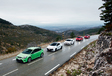 Ford Focus RS, Renault Mégane RS Cup, Volkswagen Scirocco R, Seat Leon Cupra R, Mazda 3 MPS : Le gang des tractions #3