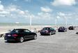 Audi S5 Cabriolet, BMW 335i Cabriolet, Infiniti G37 Convertible & Mercedes E 350 CGI Cabriolet : L'agent perturbateur #3