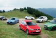 Mini Cooper S, Renault Clio RS, Volkswagen Polo GTI, Alfa Romeo MiTo Quadrifoglio Verde, Abarth Punto Evo, Skoda Fabia RS :  Petites furies #2
