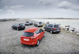 Citroën C4 Picasso 1.6 HDi 110, Ford C-Max 1.6 TDCi 115, Peugeot 5008 1.6 HDi 110, Renault Scénic 1.5 dCi 110 & Volkswagen Touran 1.6 TDI 105 : Famille, quand tu nous tiens #3