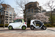 Renault Twizy vs Smart Fortwo Electric Drive: In the city be smart or take it twizy #2