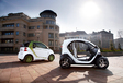 Renault Twizy vs Smart Fortwo Electric Drive: In the city be smart or take it twizy #3