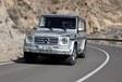 Mercedes G #4