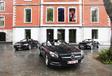 BMW 650i Cabrio, Jaguar XK Cabrio et Mercedes SL 500 : Les trois mousquetaires #1