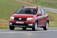Dacia Sandero Stepway 1.5 dCi #1
