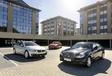 Audi A6 2.0 TDI 177, BMW 518d et Mercedes E 200 CDI : Poudre aux yeux? #1
