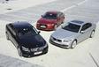 Audi A6 2.0 TDI 177, BMW 518d et Mercedes E 200 CDI : Poudre aux yeux? #3