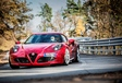 Alfa Romeo 4C #13