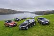 BMW X5 xDrive 30d, Jeep Grand Cherokee 3.0 CRD, Land Rover Range Sport 3.0 SDV6, Mercedes ML 250 CDI et Porsche Cayenne Diesel : Du pondéral au vertueux.. ou virtuel? #1