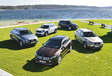 Audi Q3 2.0 TDI, BMW X1 18d sDrive, Mercedes GLA 200 CDI, Range Rover Evoque ED4 et Mini Countryman SD : Les BCBG #2