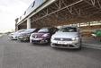 Citroën C4 Picasso 1.6 e-HDi 115, Ford C-Max 1.6 TDCi 115, Renault Scénic 1.5 dCi 110 et Volkswagen Golf Sportsvan 1.6 TDI 110 : Le club des 5 (places) #2