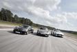 Jaguar F-Type Coupé, Lotus Exige S et Porsche Cayman : Bâtons de dynamite #2