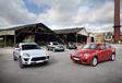 Audi SQ5 TDI, BMW X4 35d, Infiniti QX50 30d et Porsche Macan : SUV über alles?  #1