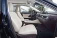 Lexus RX 200t et 450h : du surplace pour gérer l'avance #3