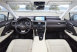 Lexus RX 200t et 450h : du surplace pour gérer l'avance #10