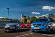 L'Opel Karl et la Smart Forfour face à leurs rivales #2