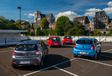 L'Opel Karl et la Smart Forfour face à leurs rivales #5