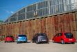 L'Opel Karl et la Smart Forfour face à leurs rivales #6